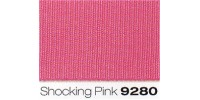 6mm Berisfords Grosgrain Ribbon SHOCKING PINK 9280 (20 metre Reel)