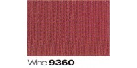 6mm Berisfords Grosgrain Ribbon WINE 9360 (20 metre Reel)