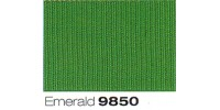6mm Berisfords Grosgrain Ribbon EMERALD 9850 (20 metre Reel)