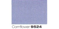 6mm Berisfords Grosgrain Ribbon CORN FLOWER 9524 (20 metre Reel)
