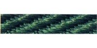 5mm Berisfords Barley Twist Cord  EMERALD 23 (20 metre Reel)