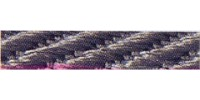 5mm Berisfords Barley Twist Cord SMOKED GREY 669  (20 metre Reel)