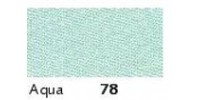 10mm Berisfords Double-Sided Satin Ribbon AQUA 78 (20 metre reel)