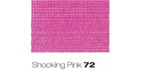 10mm Berisfords Super Sheer Ribbon SHOCKING PINK 72 (25 metre reel)