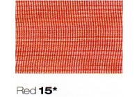25mm Berisfords Super Sheer Ribbon RED 15  (25 metre reel)