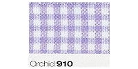 10mm Berisfords Gingham Ribbon ORCHID 910 (20 metre reel)