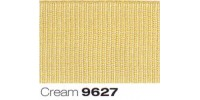6mm Berisfords Grosgrain Ribbon CREAM 9627 (20 metre Reel)