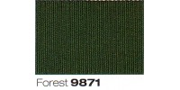 6mm Berisfords Grosgrain Ribbon FOREST 9871 (20 metre Reel)